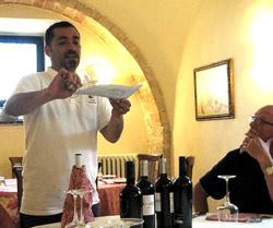 Palazzo tour d 39 eau carunchio abruzzo italia for Abruzzese cuisine